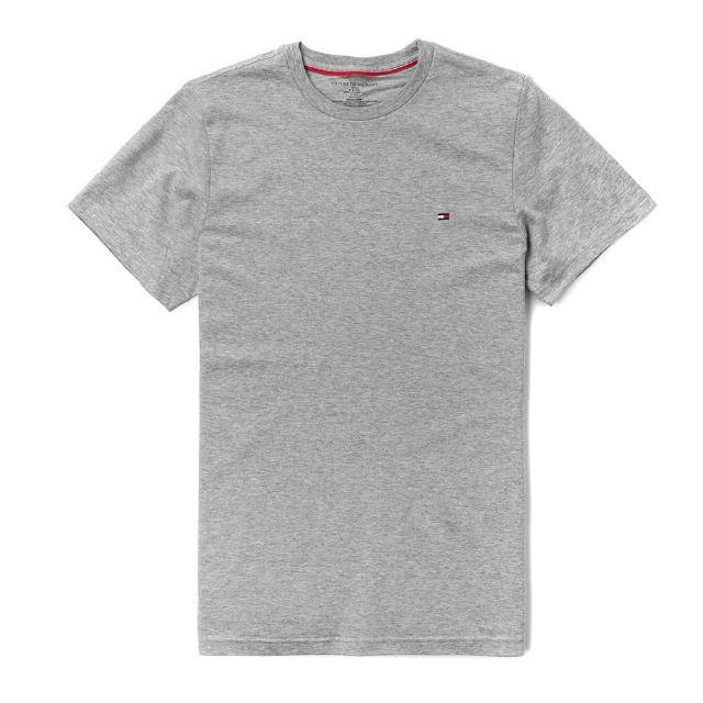【Tommy Hilfiger】雙11獨家特談 TOMMY 年度爆款Logo短袖素面T恤-多色組合(無性別Oversize穿搭 平輸品)
