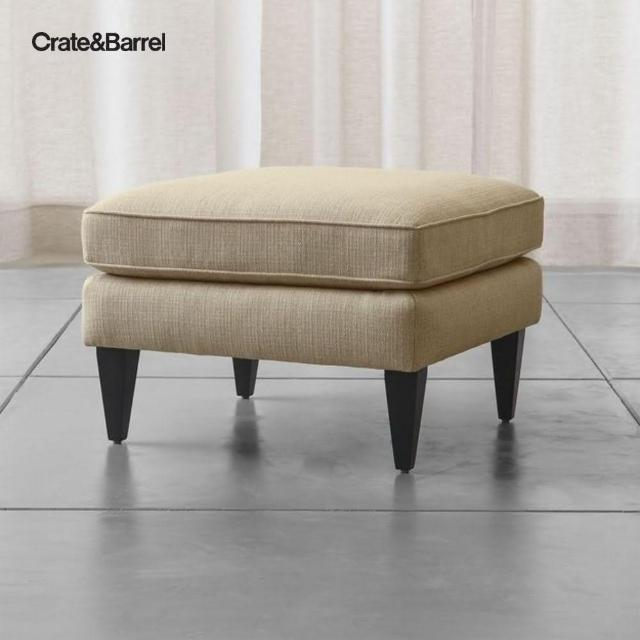 【Crate&Barrel】Rochelle 椅凳 砂色