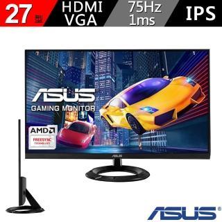 【ASUS 華碩】VZ279HEG1R IPS 27吋 電競螢幕