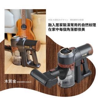 【4/18-4/25送立架+軟管】Bmxmao MAO Clean M7 旗艦25kPa 電動濕拖無線吸塵器-豪華16件