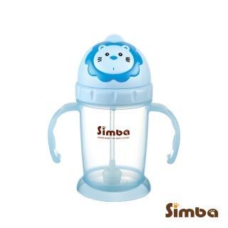 【Simba 小獅王辛巴】辛巴滑蓋樂活杯240ml