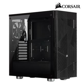 【CORSAIR 海盜船】275R AIRFLOW 電競機殼-黑(鋼化玻璃)