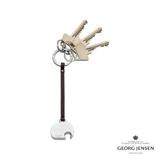 【Georg Jensen 喬治傑生】ELEPHANT 鑰匙圈(官方直營)