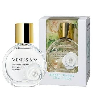 【VENUS SPA】Venus Spa Elegant Beauty 優雅系女孩淡香精 50ml(真品平行輸入)