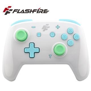 【FlashFire】BTX+ Switch副廠樂動無線自動連發遊戲手把(Switch藍芽手把 自動連發)