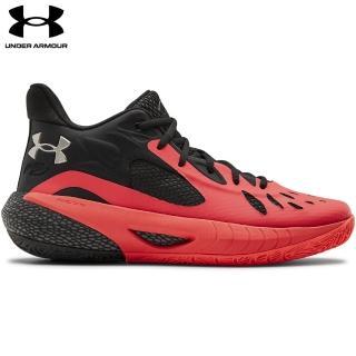 【UNDER ARMOUR】UA 男 HOVR Havoc 3籃球鞋_3023088-601(黑紅)