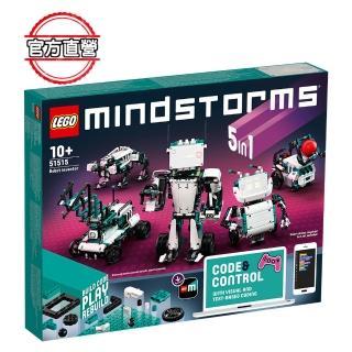 【LEGO 樂高】MINDSTORMS Robot Inventor 51515 STEM 模型(51515)
