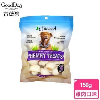 【古德狗】新配方-耐咬2.5吋雞肉潔牙骨(狗零食)