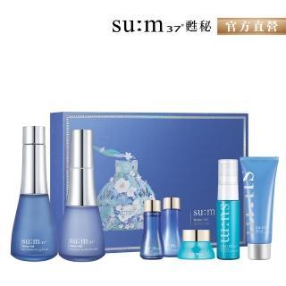 【su:m37° 甦秘】活水潤澤酵能EX基礎禮盒