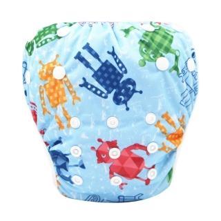 【橘魔法】嬰兒 小童 游泳尿褲 游泳尿布褲 可重複使用(泳池 玩水 學游泳 游泳)