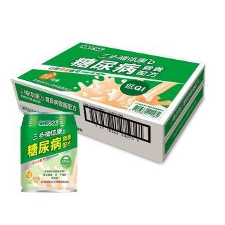 【三多】補体康D糖尿病營養配方(24罐/箱)-週期購