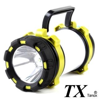 【TX特林】USB充電多功能手電筒/露營燈(T-HS60)