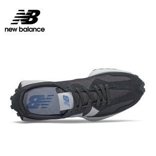 【NEW BALANCE】NB 復古休閒鞋_男鞋/女鞋_黑色_MS327CPG-D楦