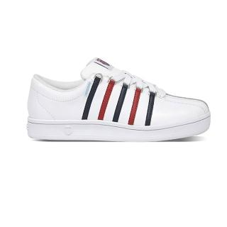 【K-SWISS】K-SWISS CLASSIC 88 HERITAGE WP 防水 休閒鞋 女款 白96782113(96782113)