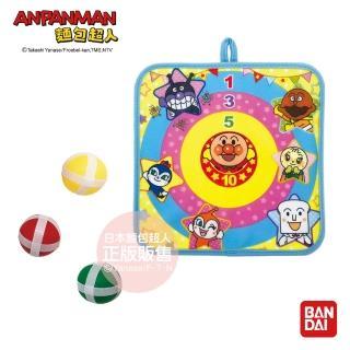 【ANPANMAN 麵包超人】麵包超人盡情運動 趣味瞄準遊戲(3歲以上-/體能玩具/戶外遊戲)