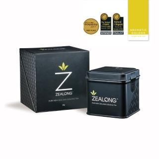 【Zealong 璽龍】有機精焙烏龍茶*1盒組(精裝60g/盒)