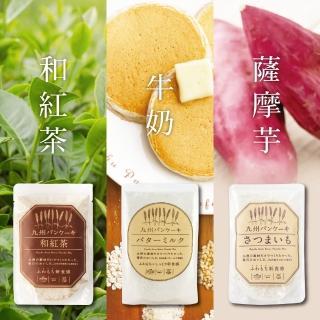 【Pancake 九州】九州Pancake和紅茶鬆餅粉 200g(日本製)
