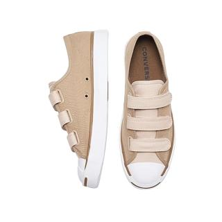 【CONVERSE】JACK PURCELL 3V OX 休閒鞋 男女 卡其(168978C)