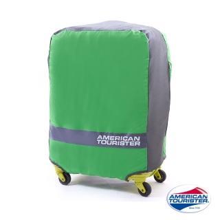 【AMERICAN TOURISTER 美國旅行者】AT美國旅行者行李箱套L(綠)