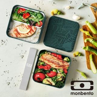 【MONBENTO】原創方型便當盒-楓丹白露(MB-13014001)