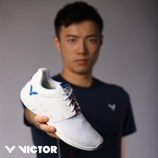 【VICTOR 勝利體育】休閒運動鞋 奧運版(VGR10 CT A 白)