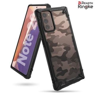 【Ringke】Rearth Galaxy Note 20 / Ultra [Fusion X Design]透明背蓋防撞手機殼(Note20 / Ultra 手機殼)