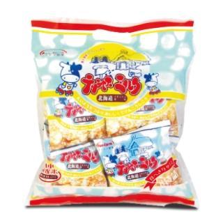 【Foodpro 優群】北海道牛奶風味雪餅240g(日本北海道牛奶雪餅日式精緻點心)