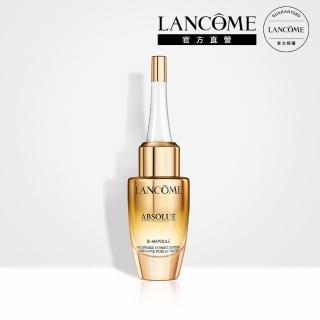 【LANCOME 蘭蔻】絕對完美黃金玫瑰超導修護安瓶 12ml(光速安瓶)
