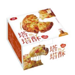 【大成】塔塔酥 日式燻嫩雞(3片/420g/包)大成食品(披薩 塔塔酥 氣炸鍋)