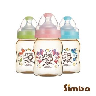 【Simba 小獅王辛巴】桃樂絲PPSU寬口葫蘆小奶瓶3支組(200ml)