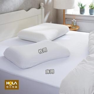 【HOLA】天絲雙層床包式防水防蹣保潔墊 單人