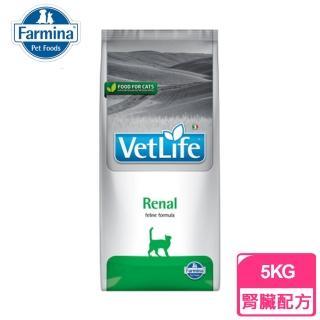 【Farmina 法米納】天然處方飼料 VCR5-貓用腎臟配方 5KG