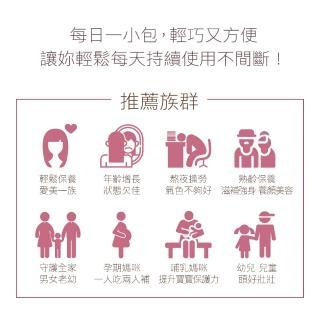 【Aicom】燕窩胜肽賦活飲4+1盒組(科技燕窩 滋補養顏 複方更有感 侯佩岑代言)