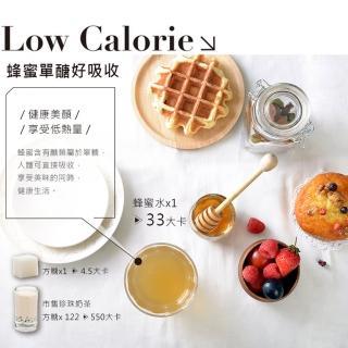 【蜜蜂工坊】金賞龍眼蜂蜜700g_3入組(清邁龍眼花)