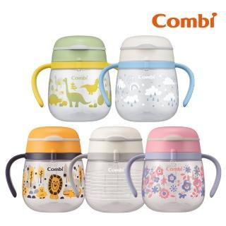 【Combi】LakuMug樂可杯第2階段直飲杯240ml 快樂森林/法式花園/簡單生活