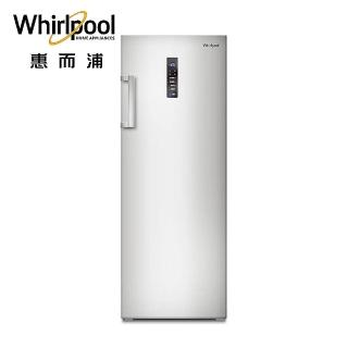 【Whirlpool 惠而浦】210L◆直立式風冷無霜冰櫃(WIFS08G)