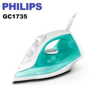 【Philips 飛利浦】Easy Speed蒸氣電熨斗 GC1735(GC1735)