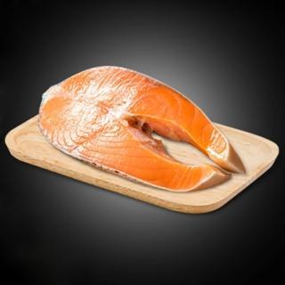 【鮮綠生活】買7送7 智利頂級鮭魚切片(220g±10%/片 共14片-凍)