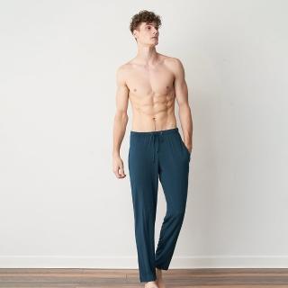 【Tani】奧地利天絲-Silktouch 最高級天絲男休閒褲(49125456)