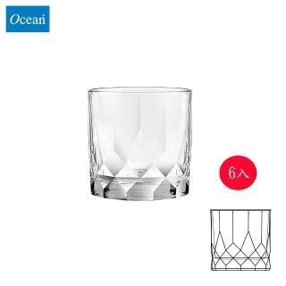 【Ocean】Connexion 威士忌杯 350ml/6入 BP02807(威士忌杯)