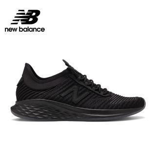 【NEW BALANCE】NB 避震跑鞋_男鞋_黑色_MRVFULB-D楦