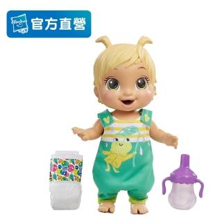 【baby alive 淘氣寶貝】照顧型娃娃(歡笑彈跳娃娃 E9427)
