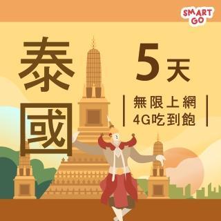 【TEL25】泰國網卡上網卡 5日 4G上網 吃到飽上網SIM卡(不限流量 插卡即用)
