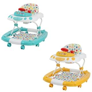 【Babybabe】多功能汽車嬰幼兒學步車(兩色可選)
