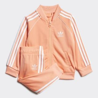 【adidas官方旗艦館】運動套裝 男童/女童(FM5582)