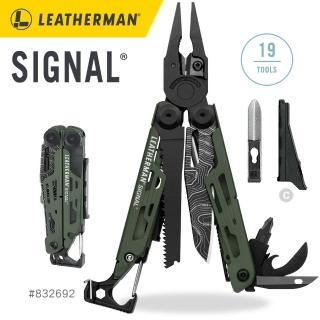 【Leatherman】Signal Topo 綠工具鉗(832692)