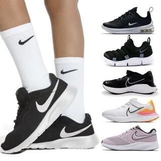 【NIKE 耐吉】中大童/女 休閒鞋 多款(AH5223001 BV0009001 CT1436091 CT1436100 AQ3542501 818381011)