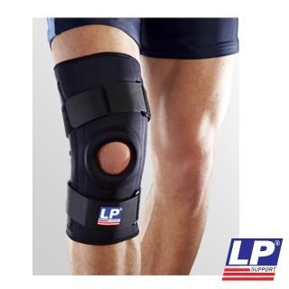 【LP SUPPORT】LP SUPPORT 功能性彈簧膝關節護 具 1只(709)