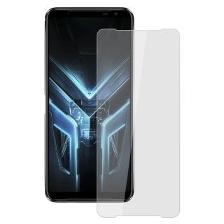 【Ayss】ASUS ROG Phone 3/6.59吋/2020(平面透明內縮全膠/鋼化玻璃膜)
