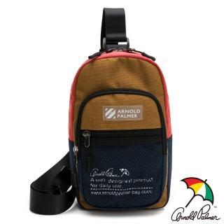 【Arnold Palmer】單肩背包   HOLIDAY系列(橘色)